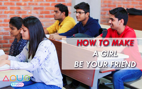 How to make a girl be your friend?  #APerfectUs