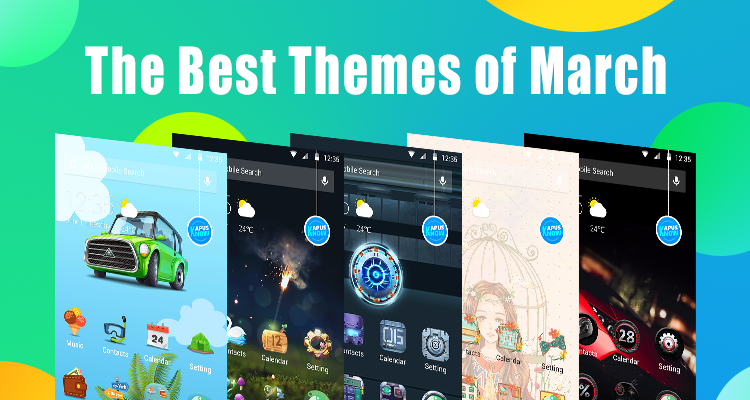 Android themes apus theme store free best for launcher voltagebd Images